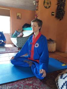 KoukSunDo Tucson & Meditation August 2019 - Food Therapy
